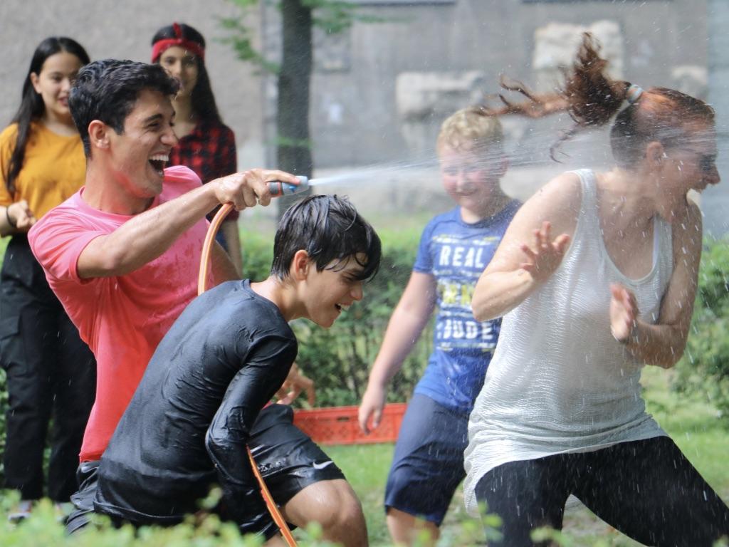 Freie Plätze für Kinder und Jugendliche im Sommerferien-Camp, 1.- 26. Juli