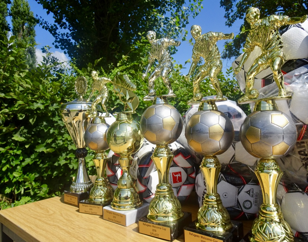 Rückblick: Refugees Welcome Cup 2019