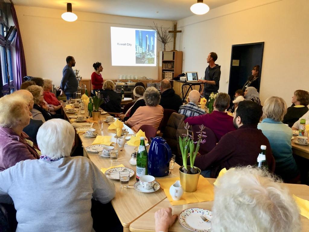 """Rückblick: Auf """"kulinarischer Reise"""" mit Familie aus Kuwait"""