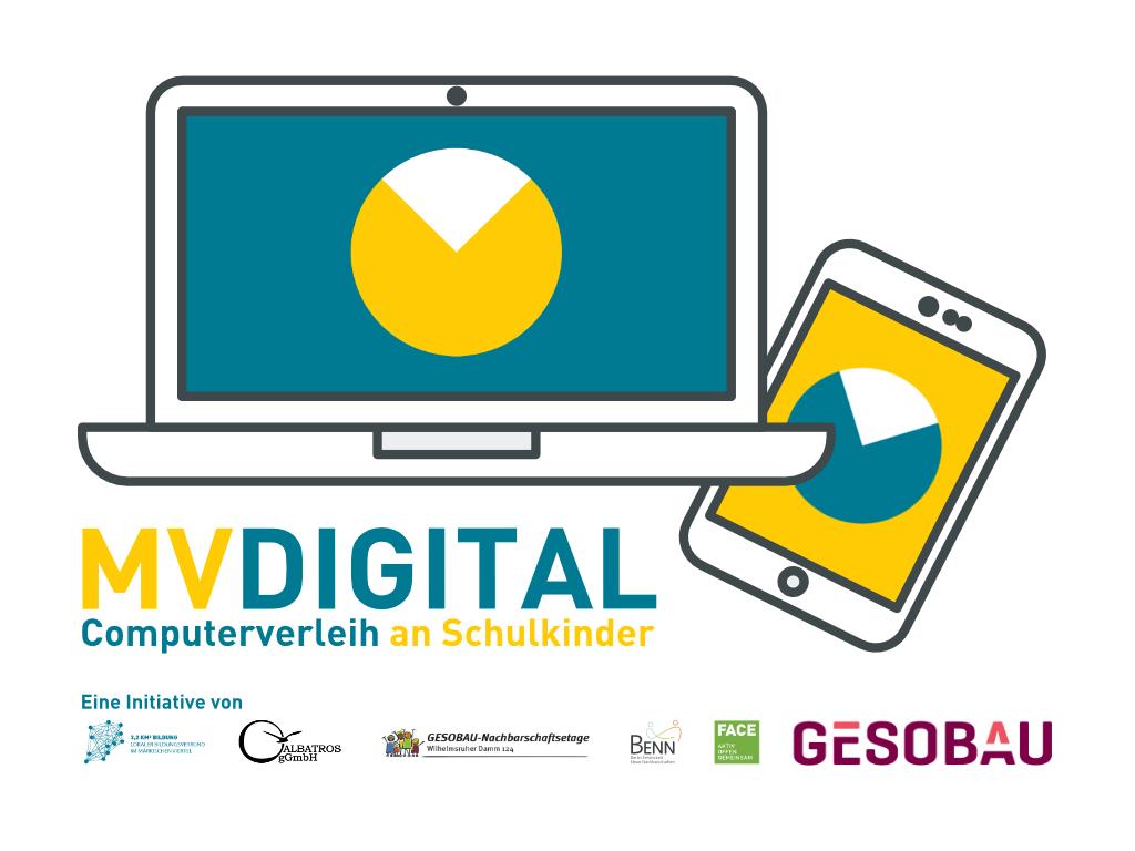 MVdigital – Computerverleih für Schulkinder