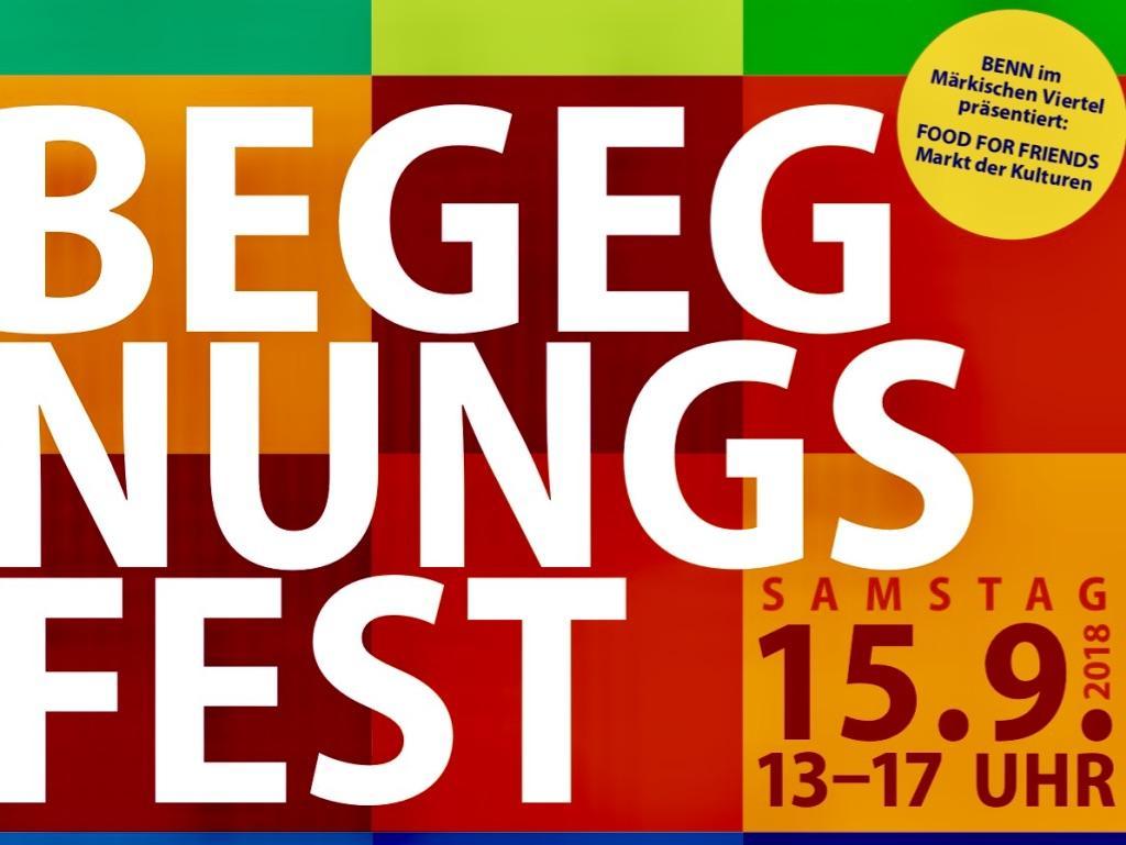 Rückblick: BENN Beim Reinickendorfer Begegnungsfest