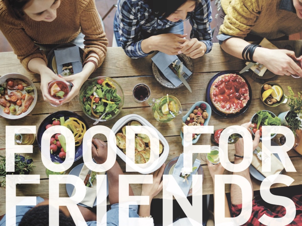 Rückblick: Food for Friends