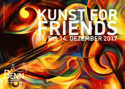 Rückblick: Kunst for Friends