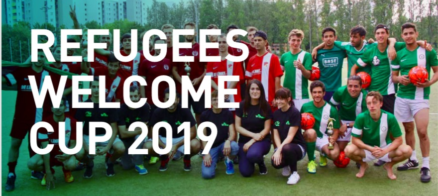 Refugees Welcome Cup 2019